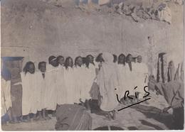 PH15 - TUNISIE - MATMATA - VERS 1910 - EXERCICES RELIGIEUX DES AISSAOUAS - Afrique