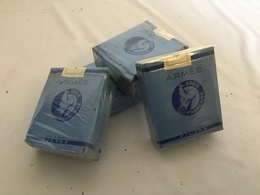 # Cigarettes Armée  Gauloises Caporal  Neuf Vintage - 1939-45