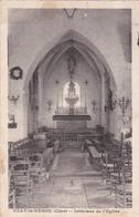 Uzay Le Venon - Intérieur De L'église - Autres Communes