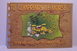 MARSUPILAMI   - Tu Comprends Le Morse  ? - Bandes Dessinées