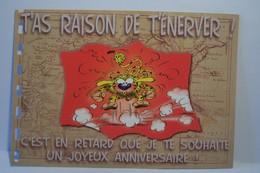 MARSUPILAMI   -  T'as Raison De T'énerver  ! - Comics
