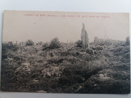 Berry Au Bac - 02 - Ses Ruines - Frankreich