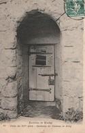 Environs De VICHY   .Porte Du XIV è  - Oubliette Du Château De Billy - Vichy