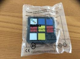 """Jouet """"Rubik's"""" Distribution McDonald's Réf TWB Neuf Sous Blister - Figurines"""
