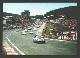 Francorchamps - Circuit National - Formule 1 / Formula 1 / F1 / Racing - Porsche 911 - Stavelot