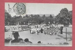 45 - Fête De Gymnastique. Orléans. Union De La Jeunesse Catholique De L'Orléanais : Présentation Des Sociétés - Manifestations