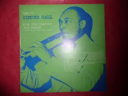 LP N°3218 - EDMOND HALL - TAKE IT - Q-020 - JOLI LABEL SUR DISQUE - Jazz