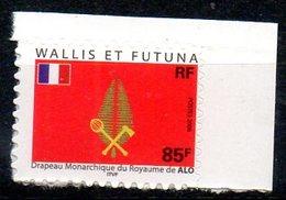 WALLIS & FUTUNA. N°652 De 2006. Drapeau Monarchique Du Royaume D'Alo. - Timbres
