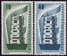 Allemagne - Europa CEPT 1956 - Yvert Nr. 117/118 - Michel Nr. 241/242  ** - 1956