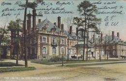 "Etats-Unis - Lakewood - House ""The Laurel In The Pines"" - 1908 - Bibliothèque - Unclassified"