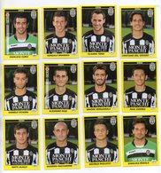 Figurine Calciatori 2009/2010 - SIENA - Lotto Nr. 12 Figurine - Edizione Panini 2010 - (FDC21031) - Panini