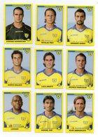 Figurine Calciatori 2009/2010 - CHIEVO VERONA - Lotto Nr. 9 Figurine - Edizione Panini 2010 - (FDC21032) - Panini