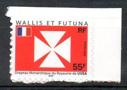 WALLIS & FUTUNA. N°657 De 2006. Drapeau Monarchique Du Royaume D'Uvéa. - Timbres