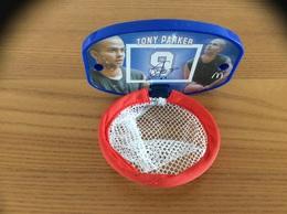 """Jouet """"panier De Basket - TONY PARKER"""" Distribution McDonald's Réf TAG - Figurines"""