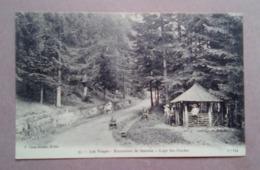 Carte Postale Ancienne - Senones - Les Vosges - Excursions De Senones - Loge Des Gardes - Senones