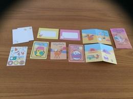 """Cartes, Stikers, Etc """"MÖLANG DÉSERT"""" Distribution McDonald's (10 Pièces) - Autres Collections"""