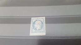 LOT 497606 TIMBRE DE FRANCE OBLITERE N°10 BORD DE FEUILLE - 1852 Louis-Napoléon