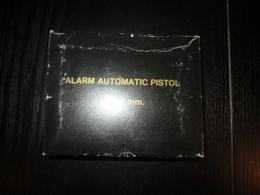 PISTOLET D'ALARME BERETTA?   MOLGORA MOD. CAL. 8MM - Armes Neutralisées