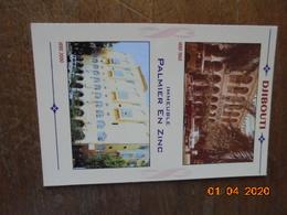 Djibouti Immeuble Palmier En Zinc Vers 1965 Vers 2000. Discorama SC613 - Djibouti