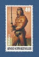 079 BRAVO-STAR-MARKE - 20.02.92 Ausgabe 09 -- Arnold Schwarzenegger - Actors