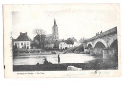 Barvaux Sur Ourthe Le Pont Ch Delfosse 1905 - Durbuy