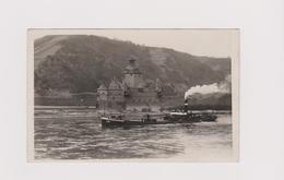 Kaub  Pfalz Mit  Schnelldampfer 1932 - Kaub