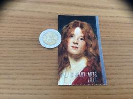 """Ticket D'entrée """"PALAIS BEAUX-ARTS - Carolus Duran Portrait De Femme Rousse - LILLE (59)"""" - Toegangskaarten"""