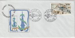 France FDC 1998 Potez PA 62 - 1990-1999
