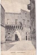 ITALIE 1906 CARTE POSTALE DE BRINDISI  PALAZZO BALSAMO - Brindisi