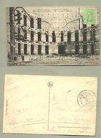 Leuven Theater Ruines Bombardement 1914 Oorlog Guerre War Krieg Louvain - Leuven