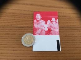 Ticket De Cinéma (OFFRE PROMO) GAUMONT / Dos (Photo 2 Garçons) - Toegangskaarten