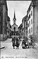 Chaux-de-Fonds - Rue Du Premier Mars - NE Neuchâtel