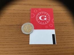 Ticket De Cinéma (OFFRE PROMO) GAUMONT / Dos G - Toegangskaarten
