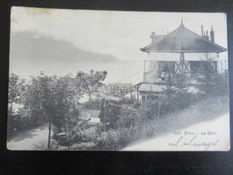 Glion - La Gare 1907 - VD Vaud