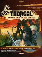 Collector Thorgal : Livre + DVD Entre Les Faux Dieux. D'après L'oeuvre De Van Hamme Et Rosinski. Editions Seven Sept - Libri, Riviste, Fumetti