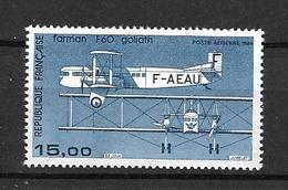 FRANCE 1984  Poste Aérienne    N° 57  NEUF - 1960-.... Mint/hinged