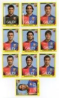 Figurine Calciatori 2009/2010 - GENOA - Lotto Nr. 10 Figurine - Edizione Panini 2010 - (FDC21033) - Panini