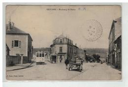 54 FROUARD FAUBOURG DE NANCY TRAMWAY - Frouard