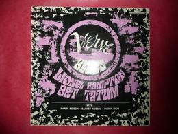 LP N°3237 - LIONEL HAMPTON - ART TATUM - VERVE BLUES - 711068 - Jazz