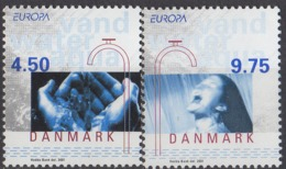 DANEMARK - Europa CEPT 2001 - Danimarca