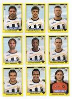 Figurine Calciatori 2009/2010 - UDINESE - Lotto Nr. 9 Figurine - Edizione Panini 2010 - (FDC21035) - Panini