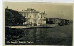 TURQUIE - Istenbul Bogaz Ici Yeul Köy - Turkey