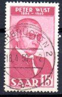 Sarre: Yvert N° 268° - 1947-56 Occupation Alliée