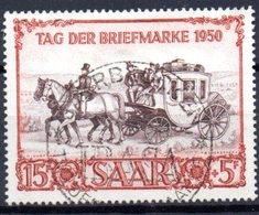 Sarre: Yvert N° 270° - 1947-56 Occupation Alliée