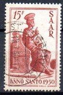 Sarre: Yvert N° 274° - 1947-56 Occupation Alliée