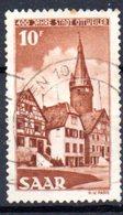 Sarre: Yvert N° 276° - 1947-56 Occupation Alliée