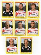 Figurine Calciatori 2009/2010 - BARI - Lotto Nr. 8 Figurine - Edizione Panini 2010 - (FDC21036 - Panini