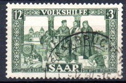 Sarre: Yvert N° 279° - 1947-56 Occupation Alliée