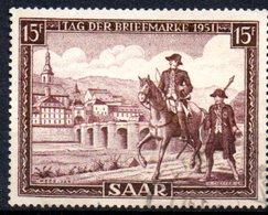 Sarre: Yvert N° 291° - 1947-56 Occupation Alliée