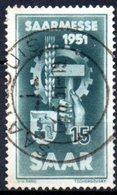 Sarre: Yvert N° 293° - 1947-56 Occupation Alliée